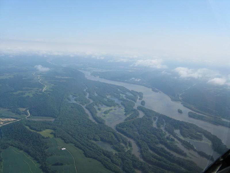Mississippi River.
