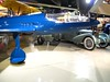 The Bugatti Model 100 air racer.
