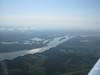 The Mississippi River.