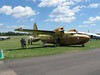 There were lots of amphibian/seaplanes down by the south end of the field. Grumman Goose.