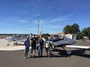 One more with the airplanes. Suresh has the RV-7A, Ken has an RV-7 and I have the RV-9A.