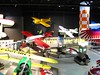 Air racing exhibit