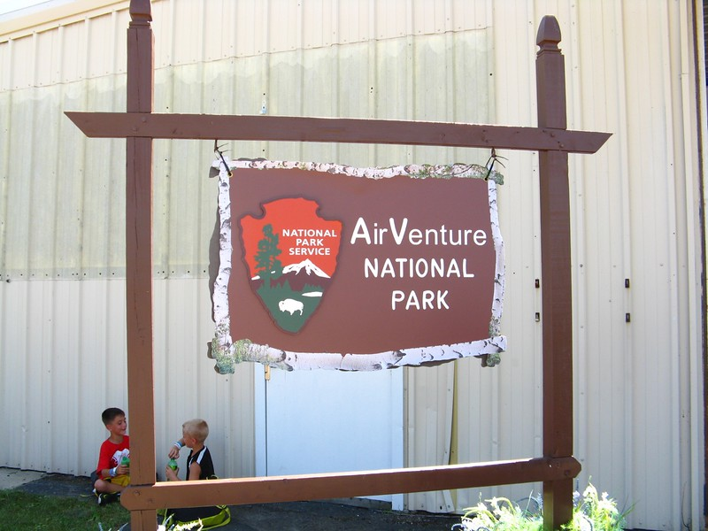 I didn't know this was a National Park!