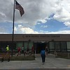 Badlands Visitor Center.