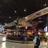 Lindbergh's Spirit of St. Louis New York to Paris reproduction.