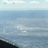 Our route east took us almost directly over Albuquerque airport.