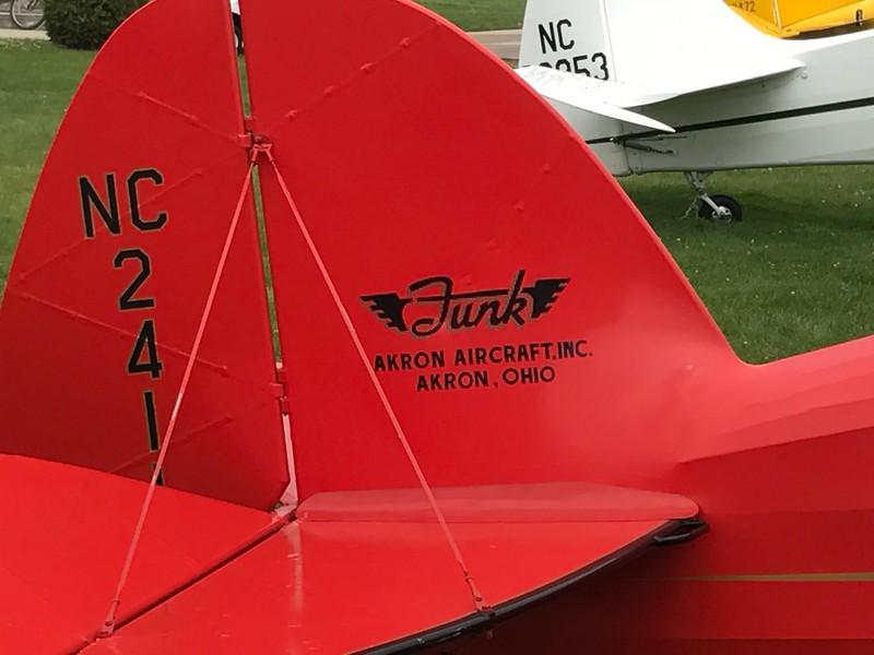 Funk airplane.