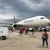 UPS cargo plane.