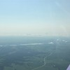 Nice clear Sunday morning to make our final push into KOSH.
