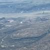 We flew right over Acoma Pueblo.