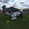 The RV-12 that EAA is giving away.