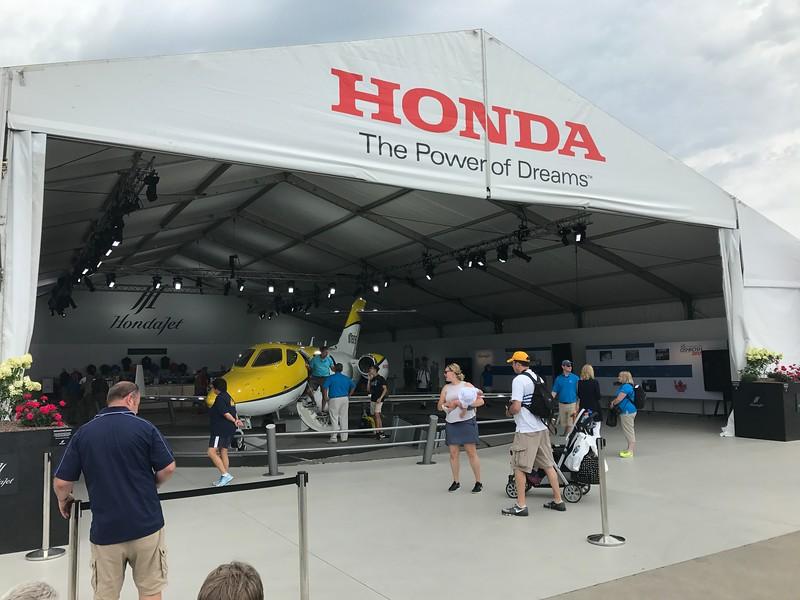 Honda Jet.