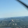 Sunday we took off from Hot Springs and flew up to see Mt. Rushmore from the air.