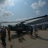 Apache gunship.
