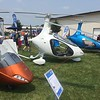 Cool looking gyrocopters.