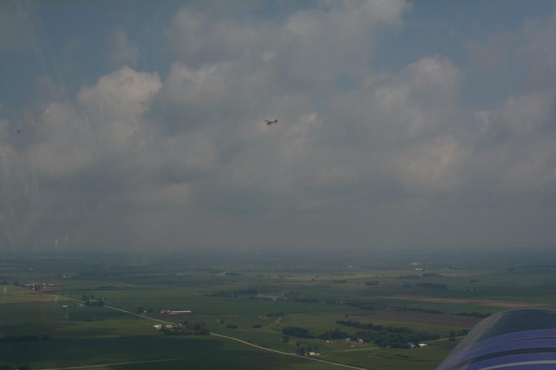 More aircraft heading to Ripon.