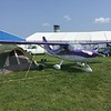 Another purple airplane!