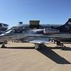 The star wars/star trek Phenom jet.