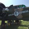 B-25 Berlin Express.