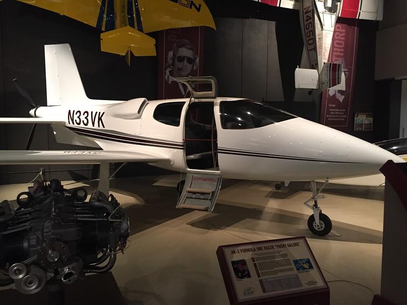 The original Cirrus VK-30.