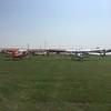 Liaison aircraft.