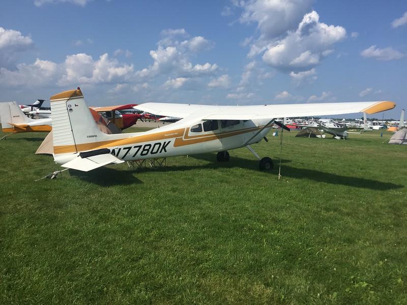 A Cessna in HBC???? Oh my!