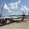 Beechcraft Starship was there with the other Rutan designs.