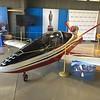 Paul Dye's SubSonex jet.