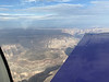 Looking back at the airport and rim of the canyon.
