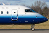 Nose view of this United Express Mesa CRJ.
