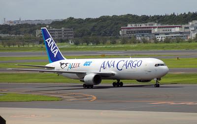 JA8356 ANA CARGO B767-300F