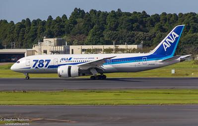 JA822A ANA B787-8
