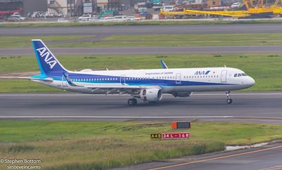 JA111A ANA A321
