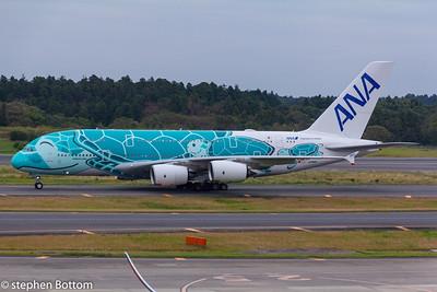 JA-382A ANA A380-800