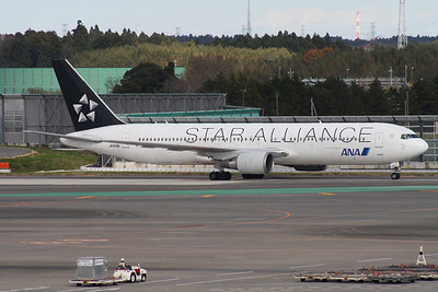 JA614A ANA 767-300