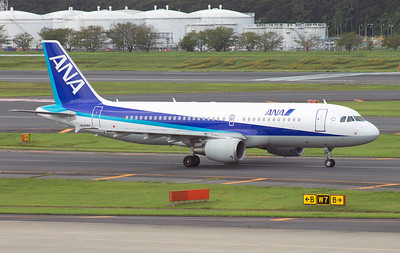 JA206A ANA A320