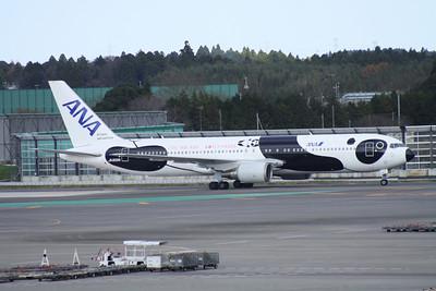 JA606A ANA 767-300