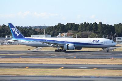 JA736A ANA 777-300ER