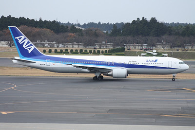 JA617A ANA 767-300