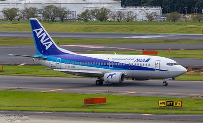 JA300K ANA B737-500