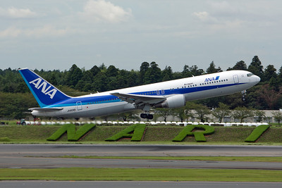 All Nippon Airways Boeing 767-300 JA604A