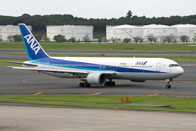 All Nippon Airways Boeing 767-300 JA608J