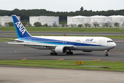 All Nippon Airways Boeing 767-300 JA608J