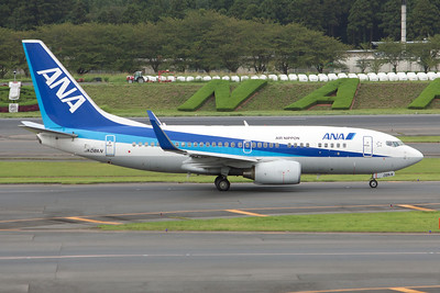 All Nippon Airways Boeing 737-700 JA08AN
