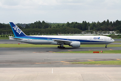 All Nippon Airlines Boeing 777-300 JA748A