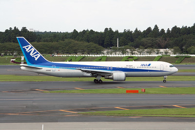 All Nippon Airways Boeing 767-300 JA616A