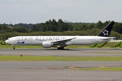 All Nippon Airways Boeing 777-300 JA731A Star Alliance