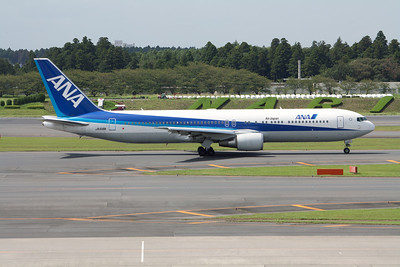 All Nippon Airways Boeing 767-300 JA618A