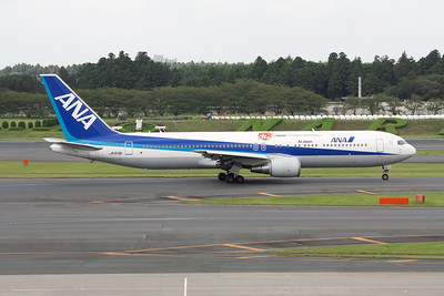All Nippon Airways Boeing 767-300 JA613A