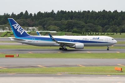 All Nippon Airways Boeing 767-300 JA623A